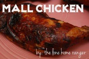 Mall Chicken