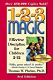 1 2 3 Magic: Effective Discipline For Children 2 12 (123 Magic)