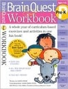 Brain Quest Workbook: Pre K